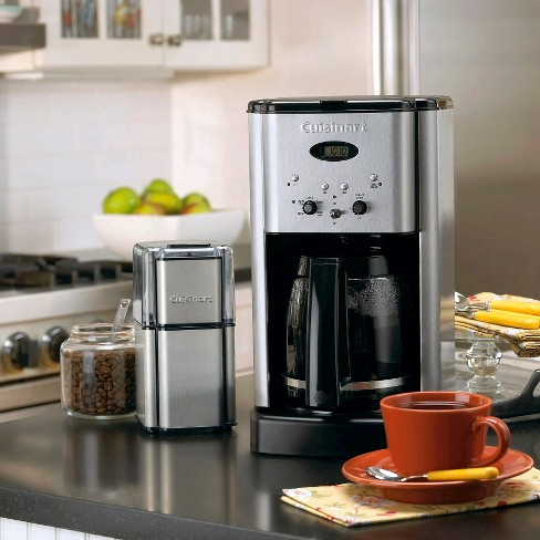 Cuisinart Brew Central 12 Cup Programmable Coffee Maker Stainless