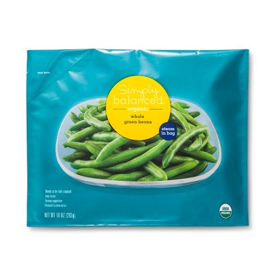 Organic Green Beans - 12oz - Simply Balanced™