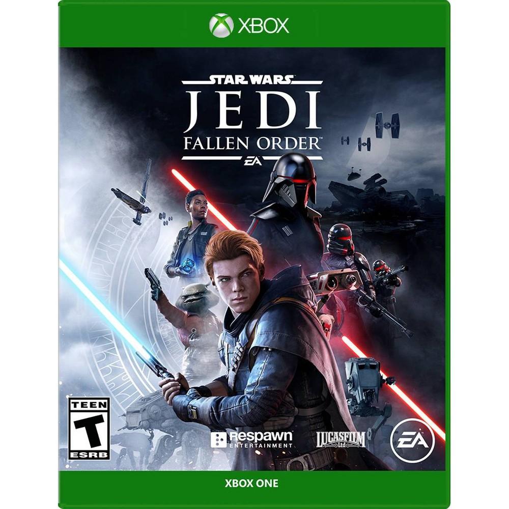 Star Wars: Jedi Fallen Order - Xbox One was $59.99 now $34.99 (42.0% off)