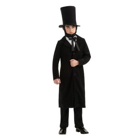 Kids' Abraham Lincoln Costume - image 1 of 1