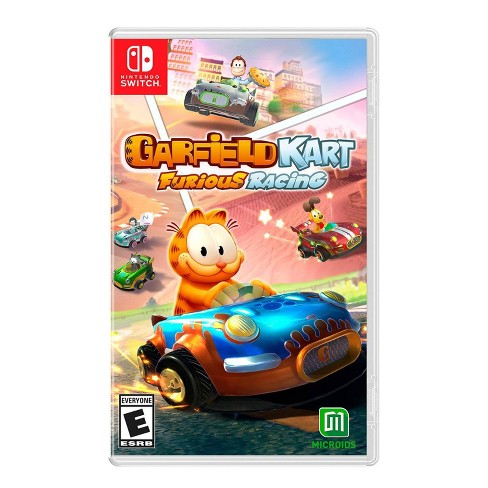 Garfield Kart Furious Racing Nintendo Switch Target