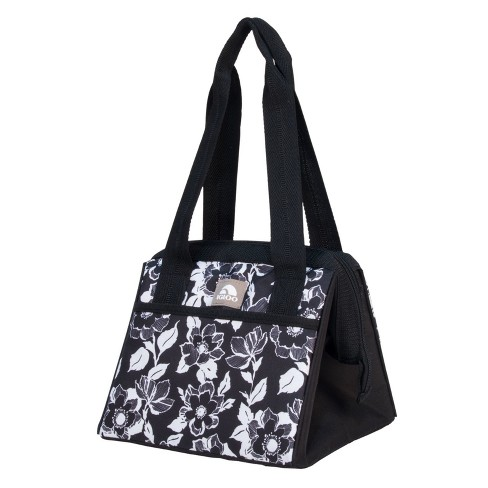 Igloo 9 Can Leftover Tote Cooler Bag - Sketched Floral - image 1 of 9