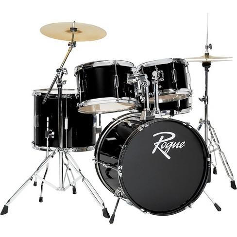 Rogue 5-Piece Complete Drum Set - image 1 of 3