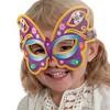Melissa & Doug Simply Crafty Activity Kits Set: Terrific Tiaras, Marvelous Masks, Whimsical Wands (Makes 4 of Each) - image 3 of 4