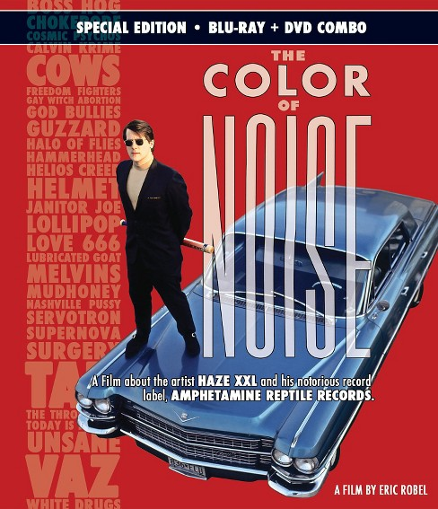 Eric rogel - Color of noise (Blu-ray) - image 1 of 1
