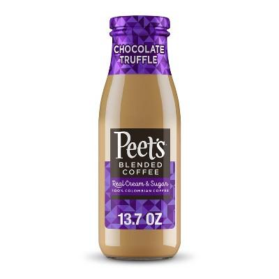 Peet's Coffee Iced Dark Chocolate - 13.7 fl oz Bottle