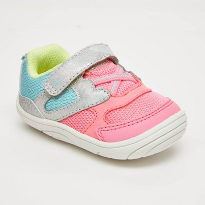 Baby Girls' Surprize by Stride Rite Chase Sneakers - Pink