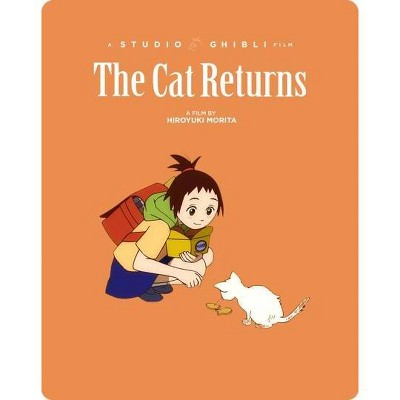 The Cat Returns (Limited Edition Steelbook)(Blu-ray)