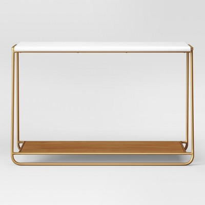 Sayer Console Table White - Project 62™