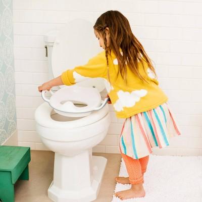 Munchkin Sturdy Potty Seat - White
