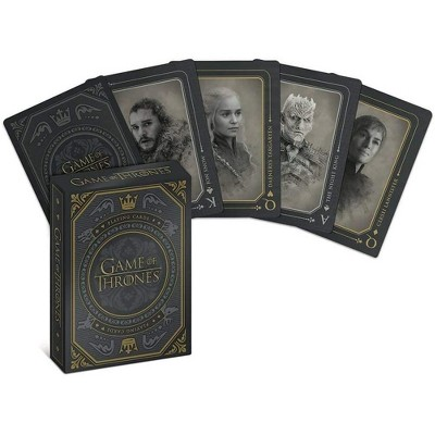 Dark Horse Comics Game of Thrones Playing Cards   3rd Edition