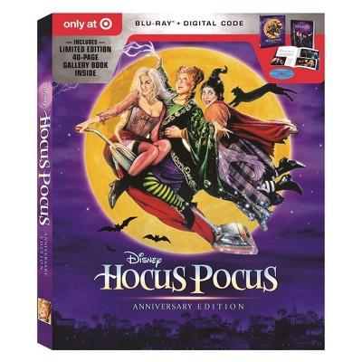 Hocus Pocus: 25th Anniversary Edition (Target Exclusive)(Blu-Ray + Digital)