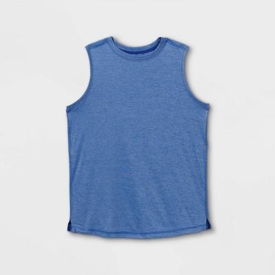 Boys' Sleeveless Tech T-Shirt - All in Motion™