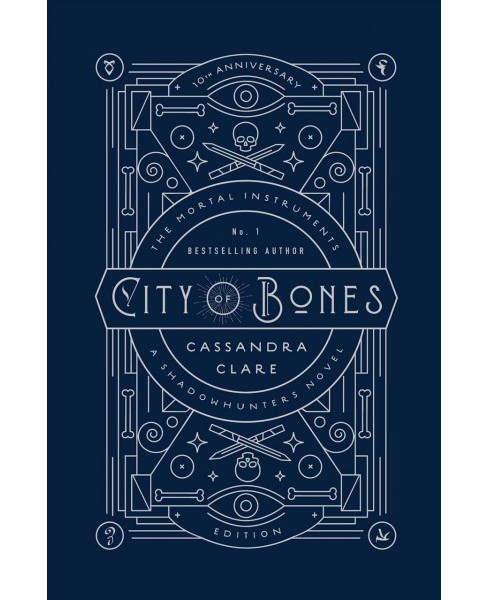 City of Bones : A Shadowhunters Novel (Hardcover) (Cassandra Clare) - image 1 of 1