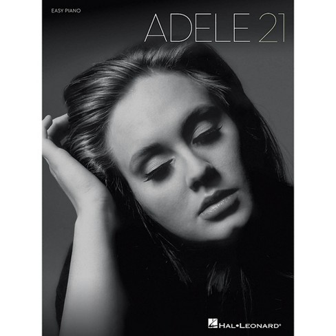 Hal Leonard Adele 21 for Easy Piano - image 1 of 1