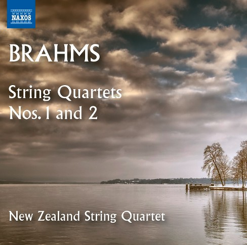 New zealand string q - Brahms:String qts nos 1 & 2 (CD) - image 1 of 1