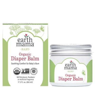 Earth Mama Organics Organic Diaper Balm – 2 fl oz