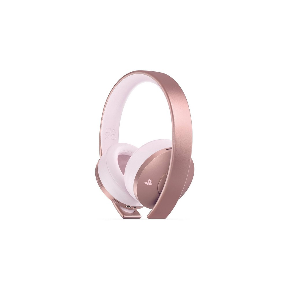 PlayStation Gold Wireless Gaming Headset - Rose Gold was $99.99 now $69.99 (30.0% off)