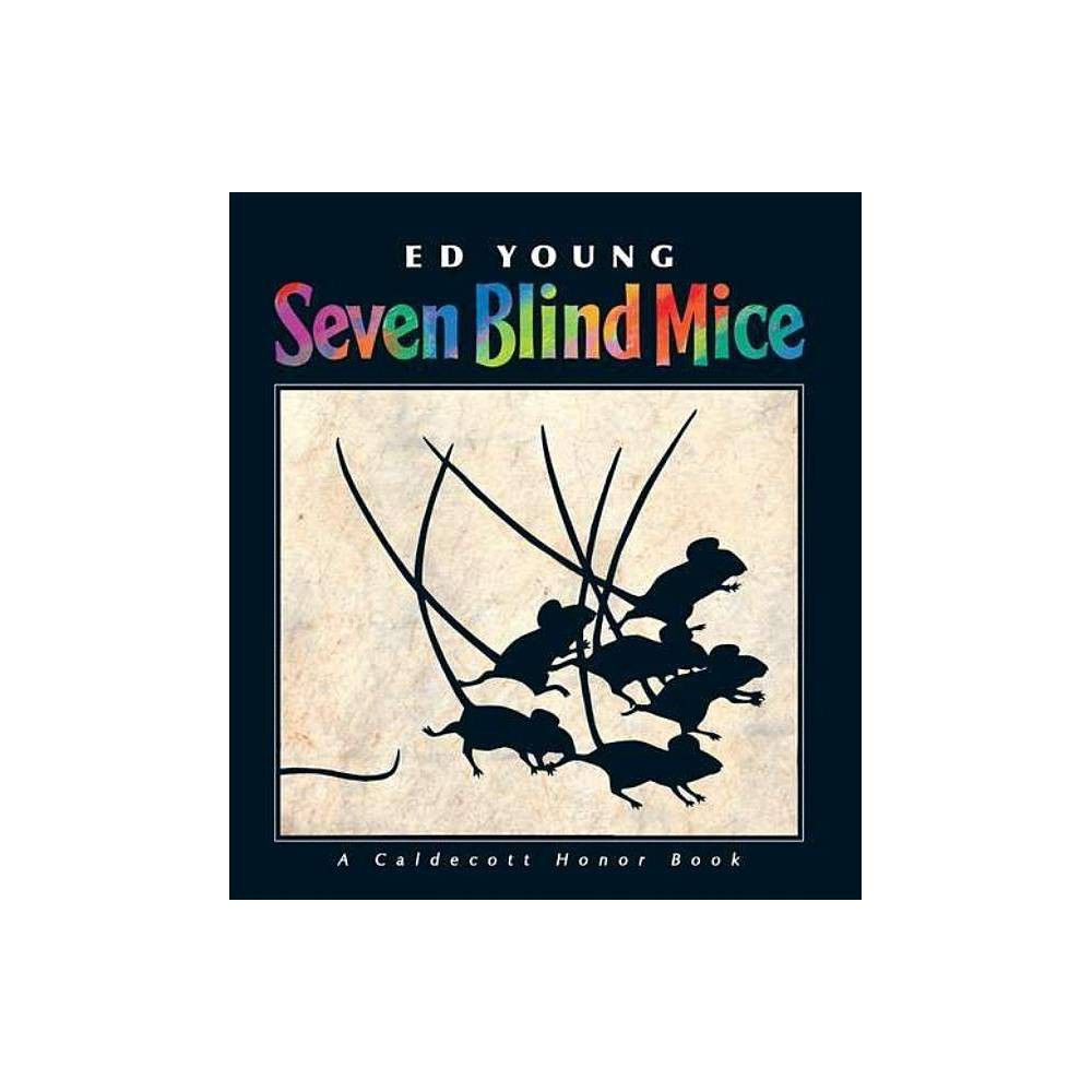 Seven Blind Mice By Ed Young Board Book