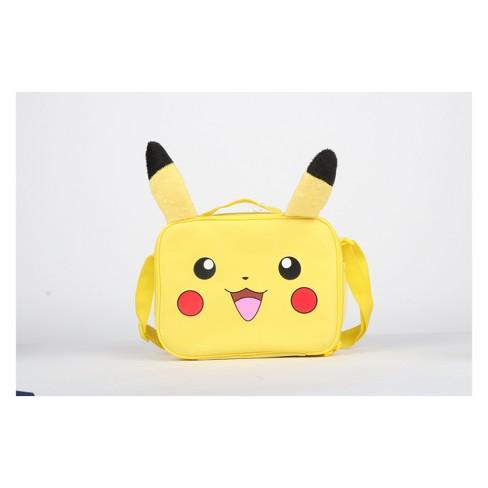 Pokemon Pikachu Lunch Bag Yellow