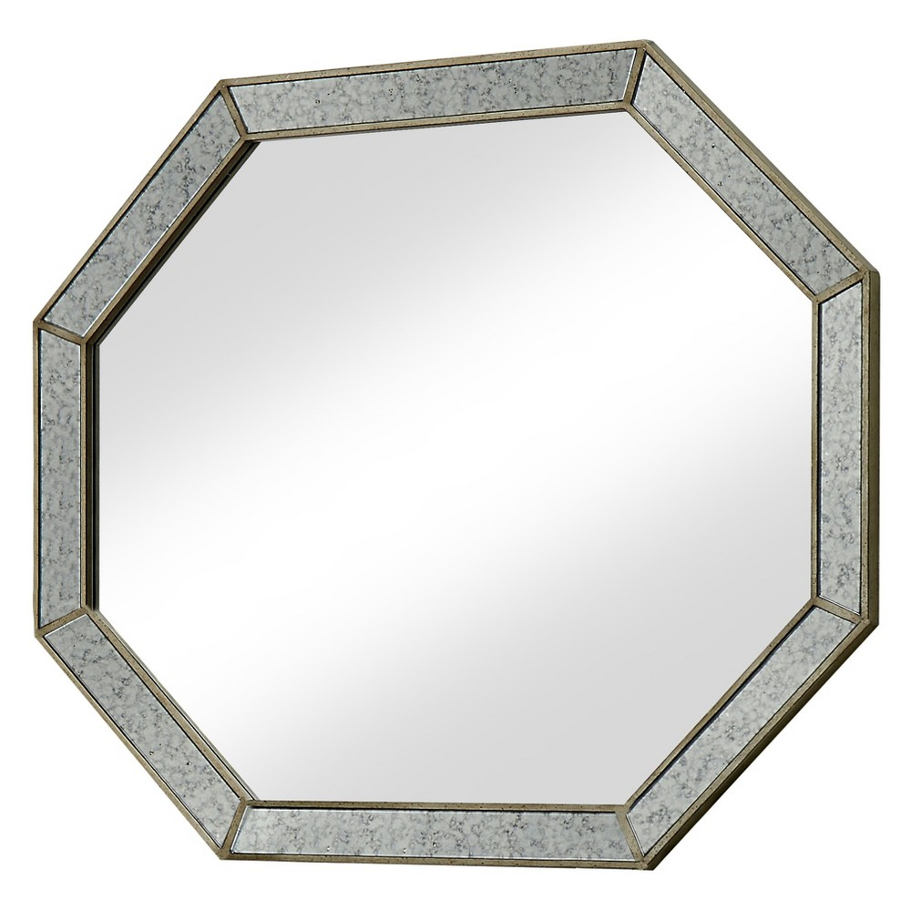 Iohomes Remer Contemporary Beveled Mirror - Homes: Inside + Out