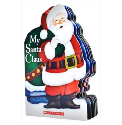My Santa Claus (Hardcover) (Lily Karr) - image 1 of 1