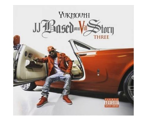 Yukmouth - Jj Based On Vill Story Three (CD) - image 1 of 1