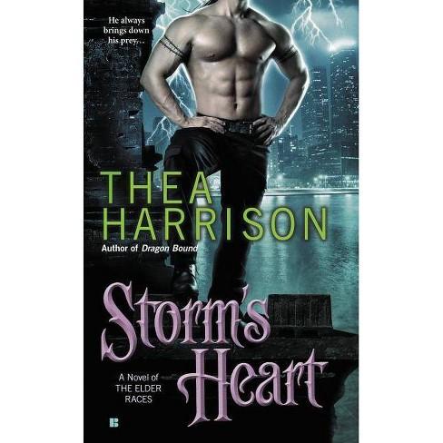 Storm's Heart - (Elder Races Novels) by  Thea Harrison (Paperback) - image 1 of 1