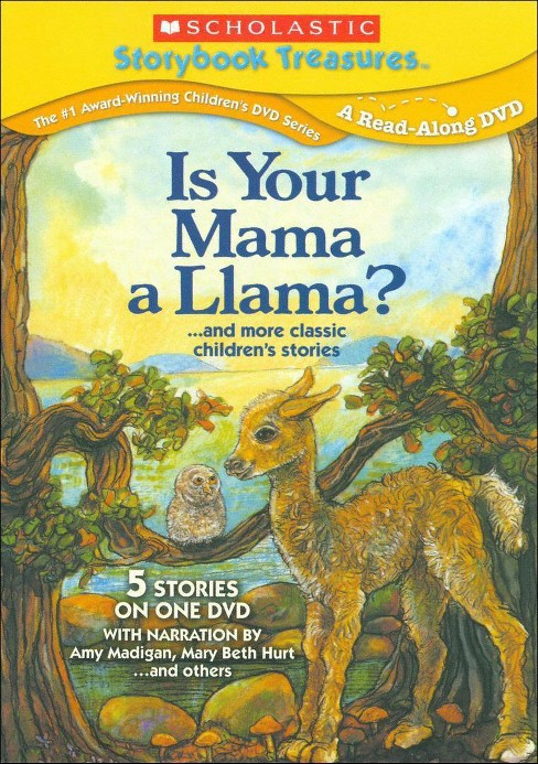 Is your mama a llama (DVD) - image 1 of 1