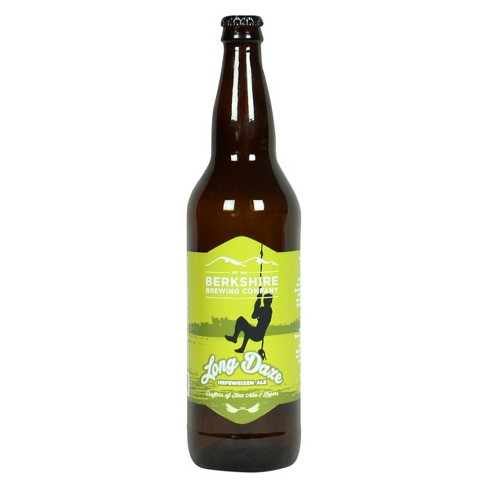 Berkshire® Long Daze Hefeweizen - 22oz Bottle - image 1 of 1