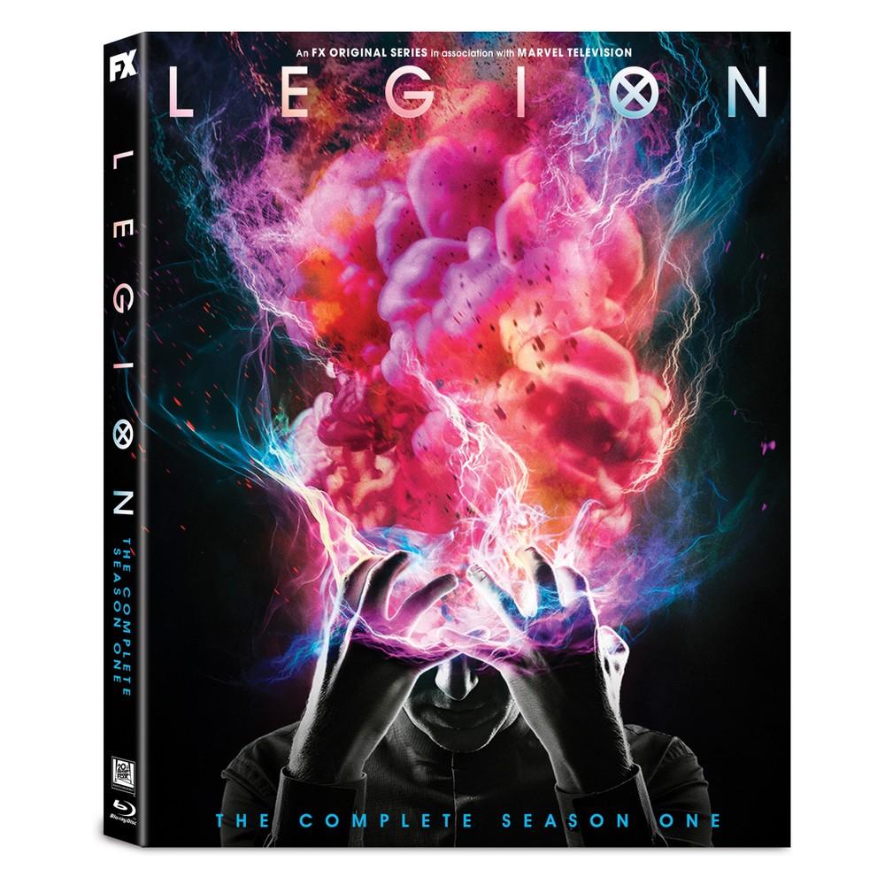Legion Season 1 Blu Ray