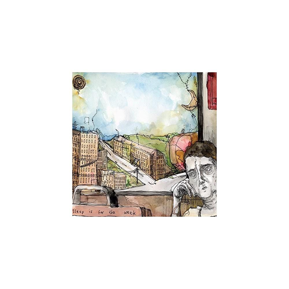 Frank Turner - Sleep Is For The Week (CD)