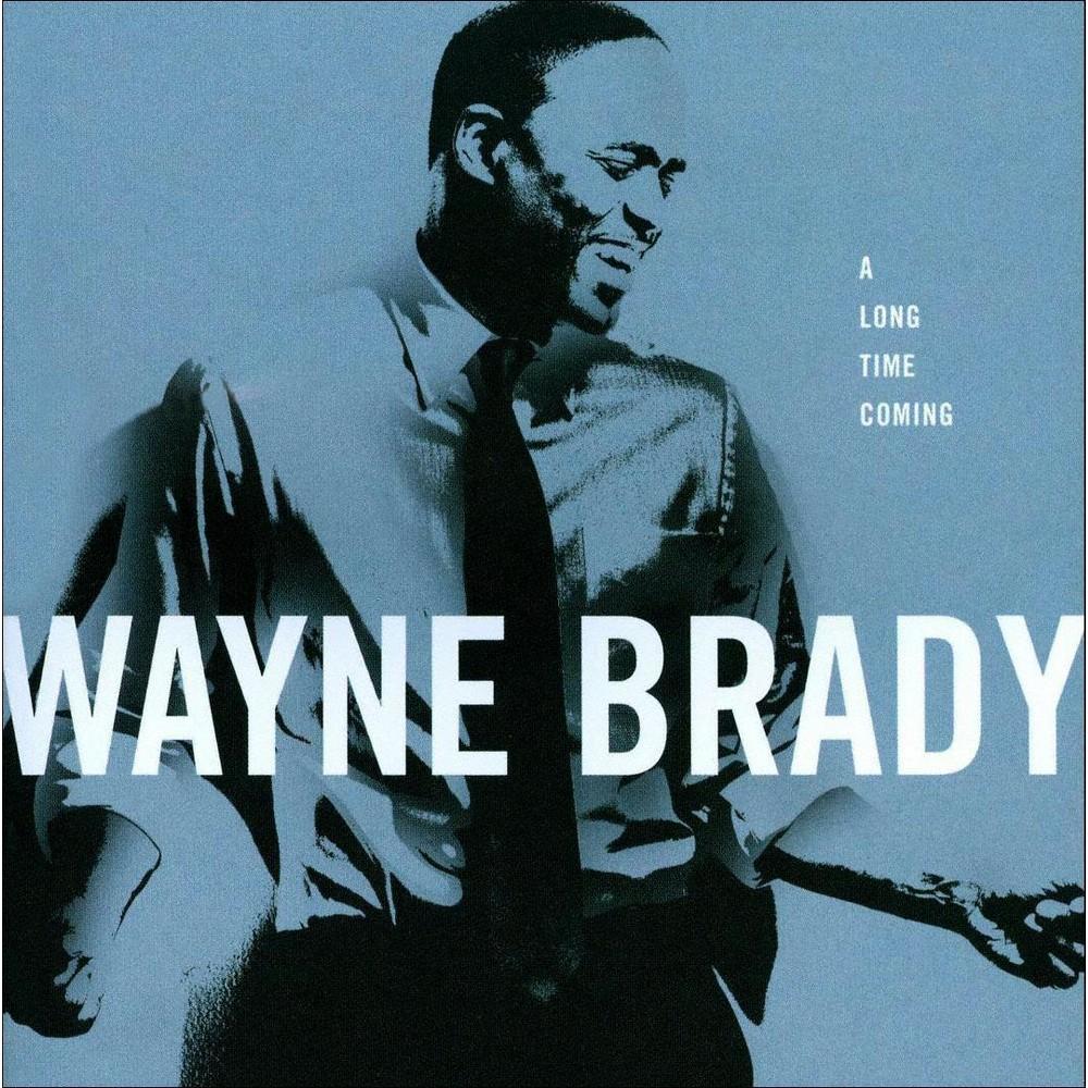 Wayne Brady A Long Time Coming Cd