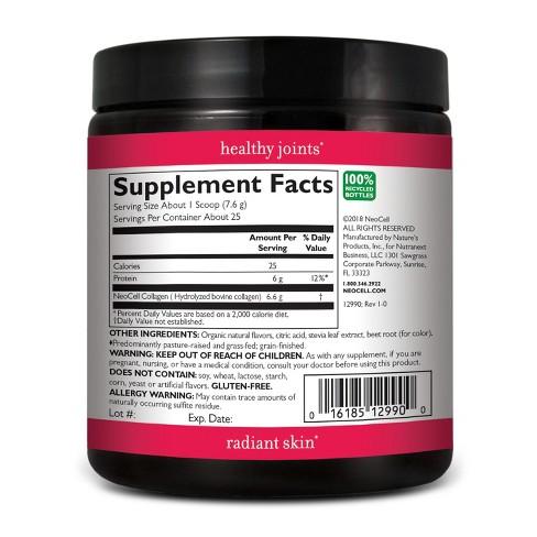 22dde37a284 NeoCell Super Collagen Supplement Powder - 7oz : Target