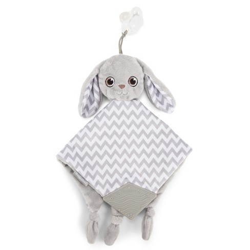 0787f4b34 PaciPal Teether Blanket Bunny : Target