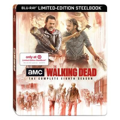 The Walking Dead, Season 8 (Blu-Ray)