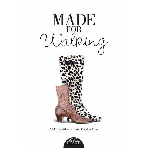 Made for Walking - by  Andy Peake (Paperback) - image 1 of 1