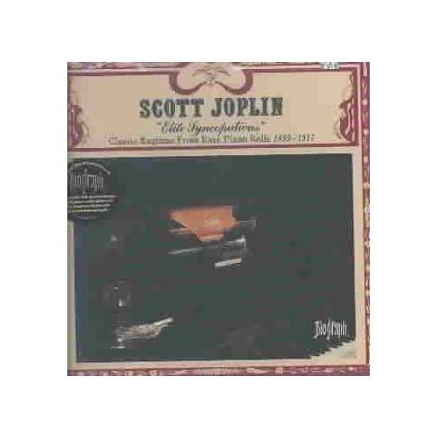 Scott Joplin - Elite Syncopations (CD) - image 1 of 1