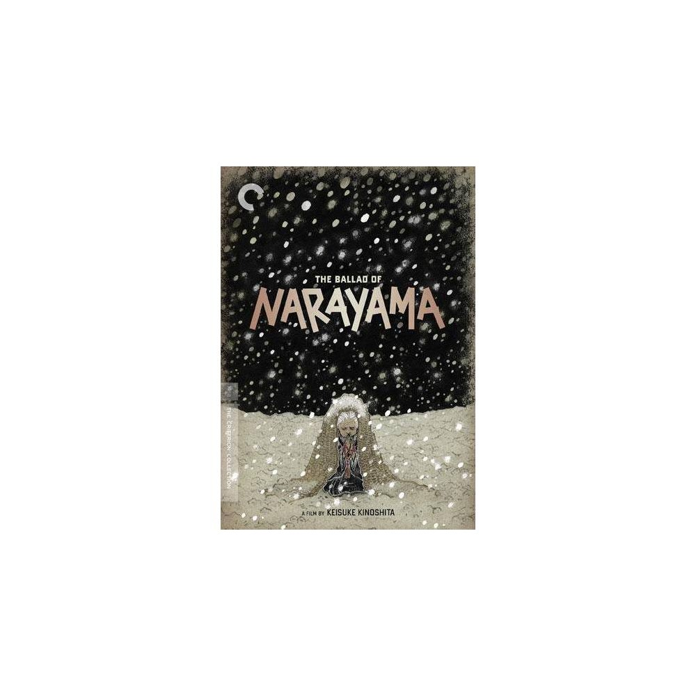 The Ballad Of Narayama Dvd