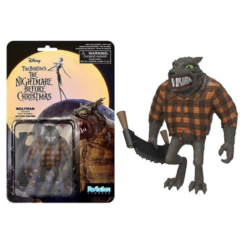 Funko ReAction The Nightmare Before Christmas Wolfman Mini Figure - image 1 of 1
