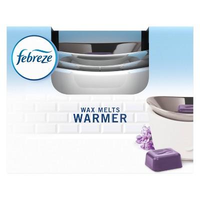 Febreze Wax Melts Warmer Air Freshener 1 Device
