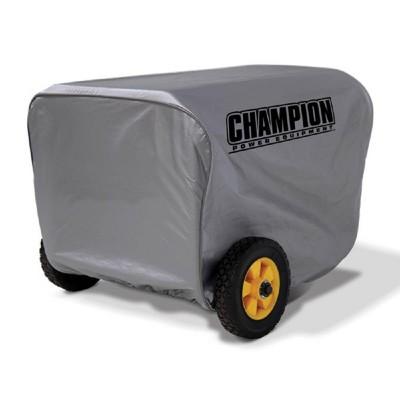 Medium Generator Vinyl Cover - Gray - Champion Power
