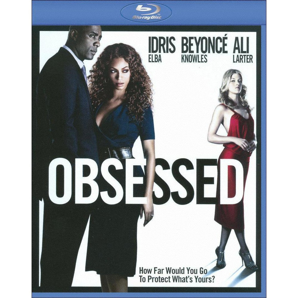 Obsessed (Blu-ray) (With Digital Copy)