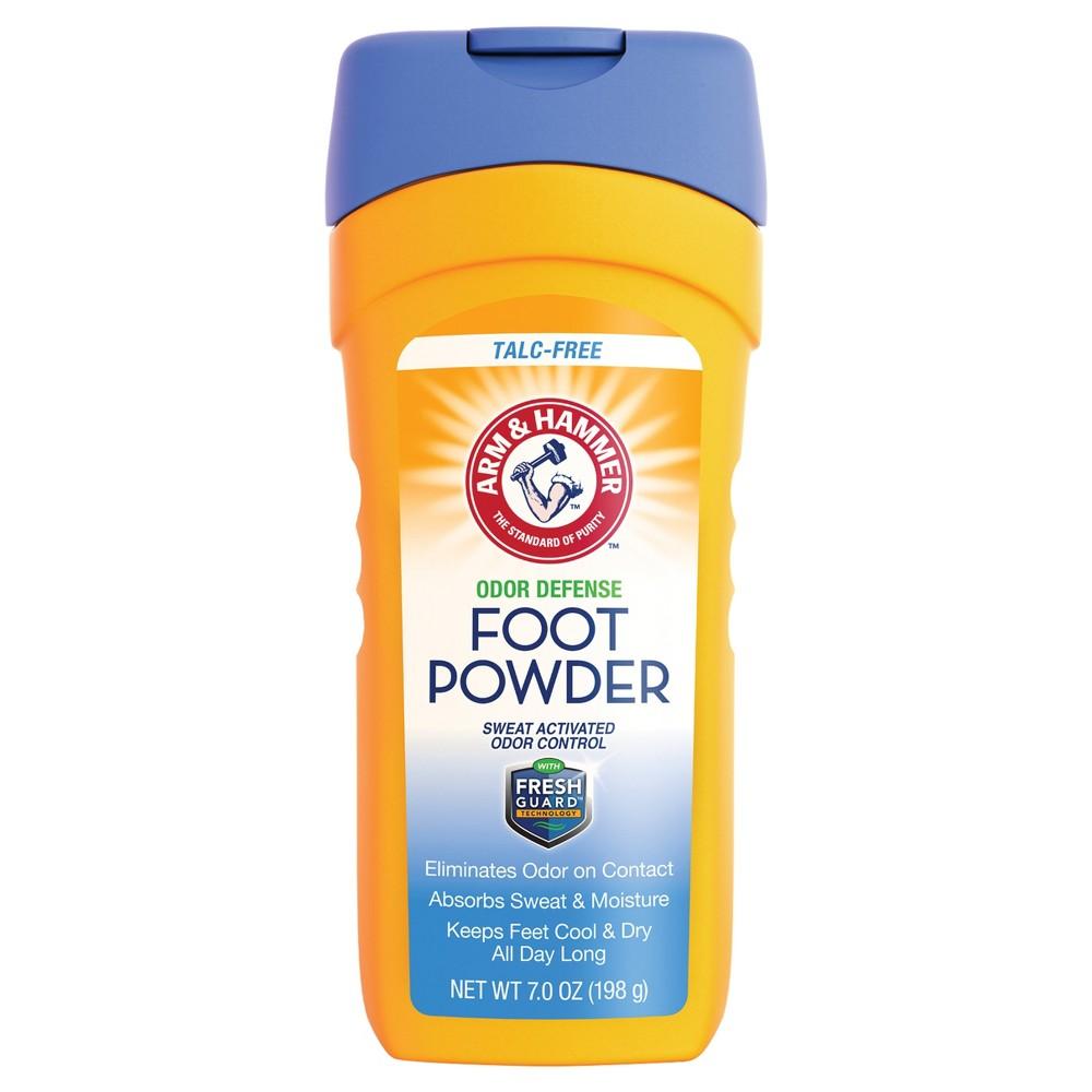 Arm & Hammer Foot Odor Control Powder - 7.0 oz