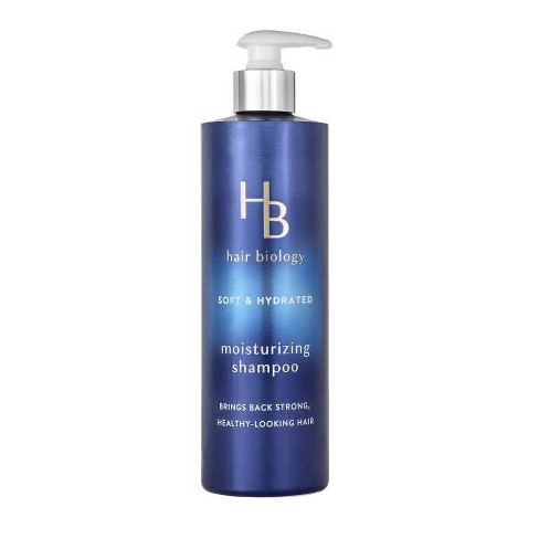 Hair Biology Moisturizing Shampoo with Biotin for Soft & Hydrated for Dry Hair  -  12.8 fl oz - image 1 of 4
