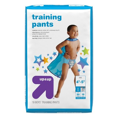 Diapers: up & up Training Pants for Boys