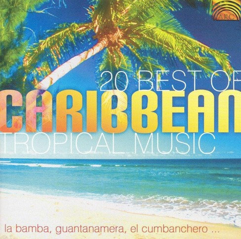 Various - 20 best of caribbean tropical music (CD) - image 1 of 1