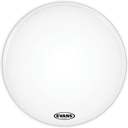 Evans EQ3 Resonant Smooth White Tom Drumhead for Floor Tom Conversion 16 in. - image 1 of 1