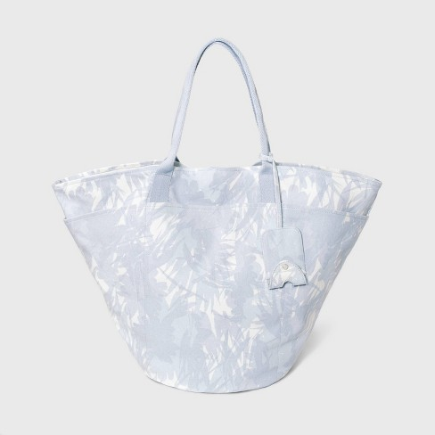 Tie Closure Tote Handbag - A New Day™ - image 1 of 3