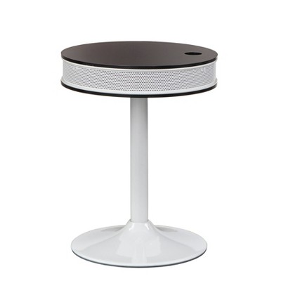Sloane Side Table Black/White - Buylateral